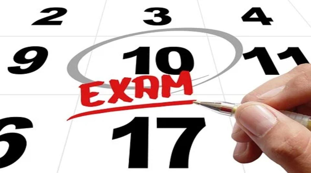 DHSE Kerala Plus One Exam Timetable 2021 Revised